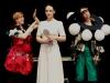 Jennifer Hempel, Patricia Derstroff als Isoldes Hofdamen