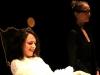 Jennifer Flaczek als Isolde, Janine Karthaus als Bragane