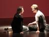 Jennifer Flaczek als Isolde, Tim Krause als Tristan